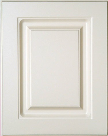 White Laminate Replacement Kitchen Cabinet Doors